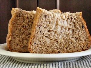 十六穀物パン